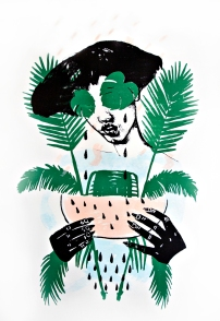 tropicanaakaineedvacation_screenprint_50x70_2015